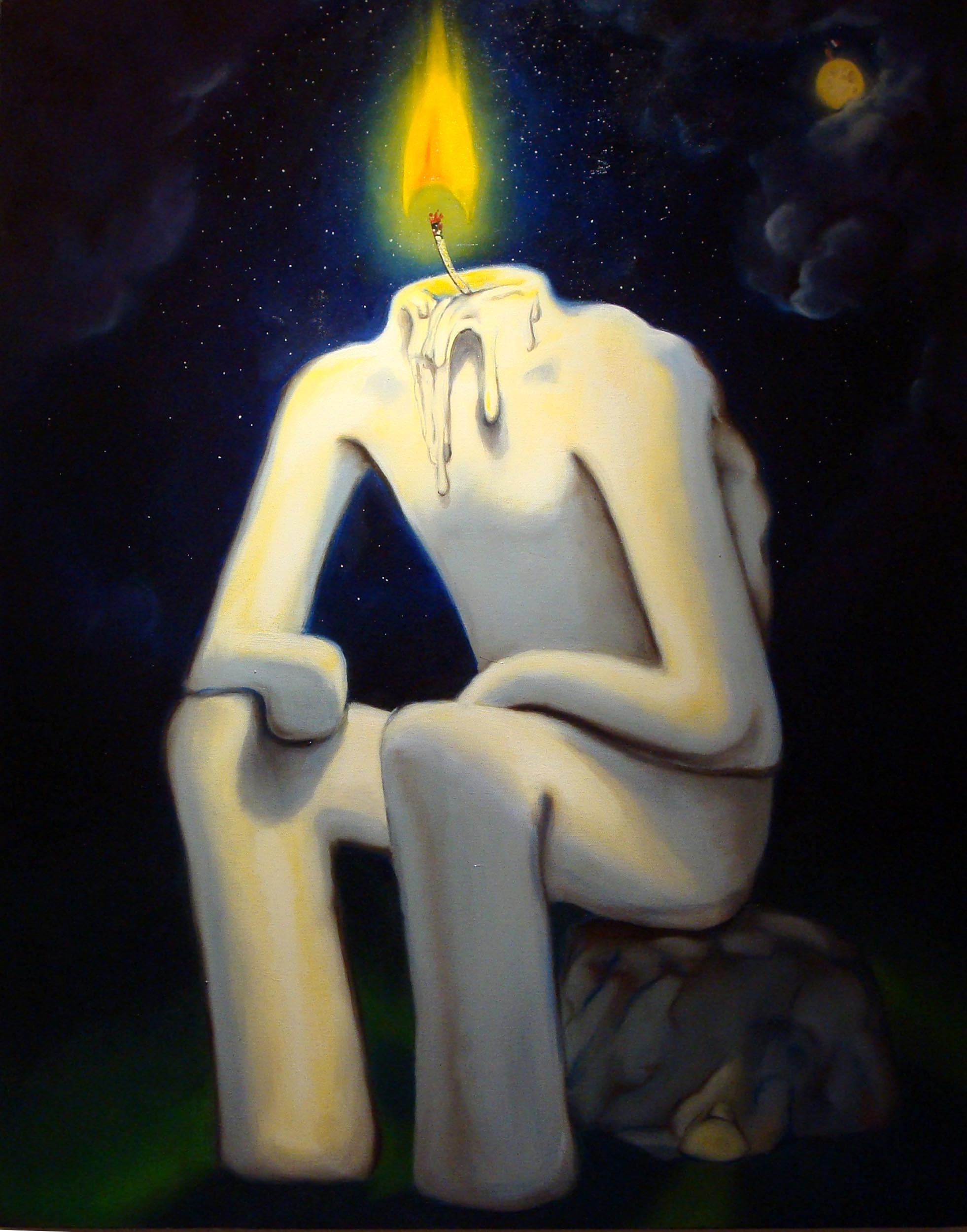 uomo candela