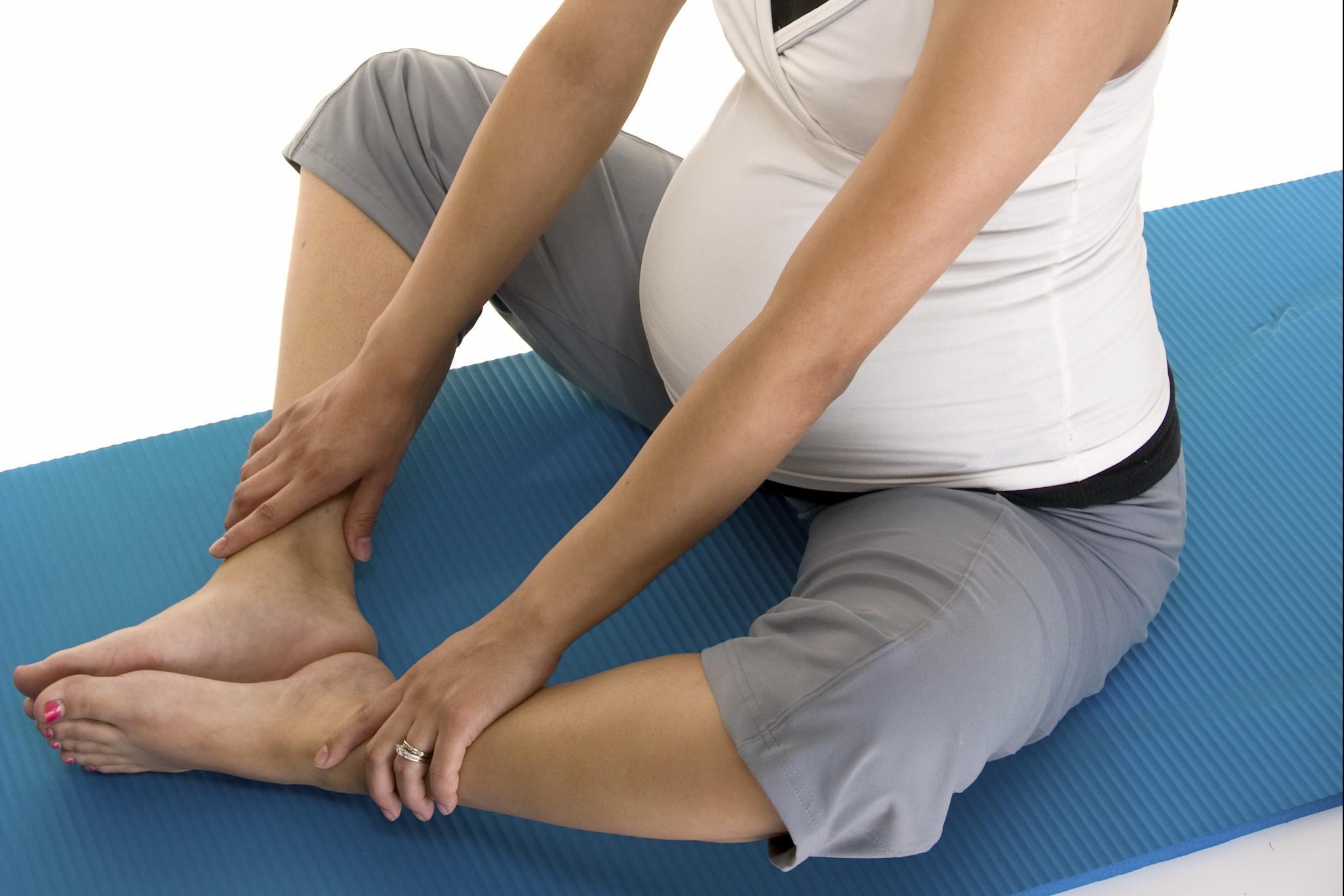 esercizi di respirazione in gravidanza