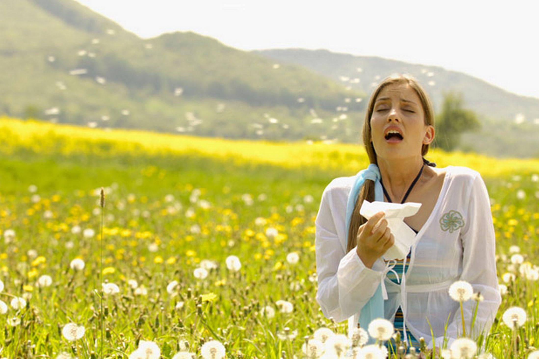 Polmoni e mente: come superare le allergie