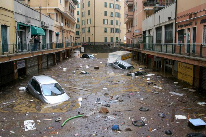 ansia disastri naturali