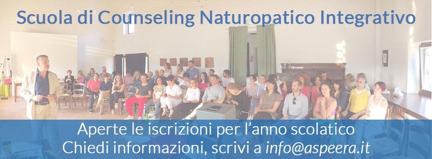 Studiare naturopatia nella scuola di counselor