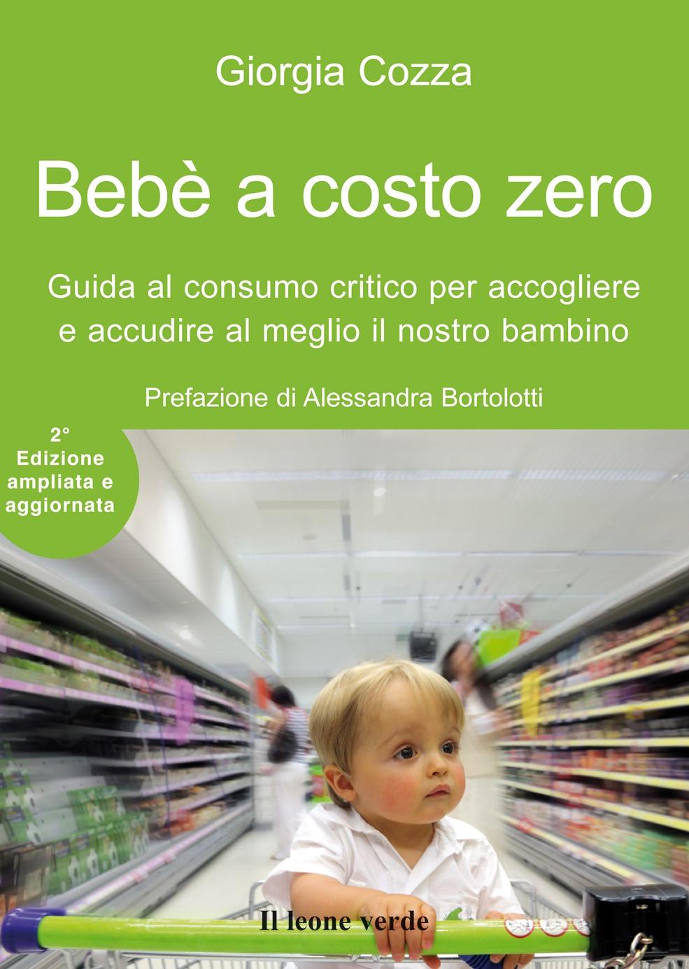 libro bebè costo zero