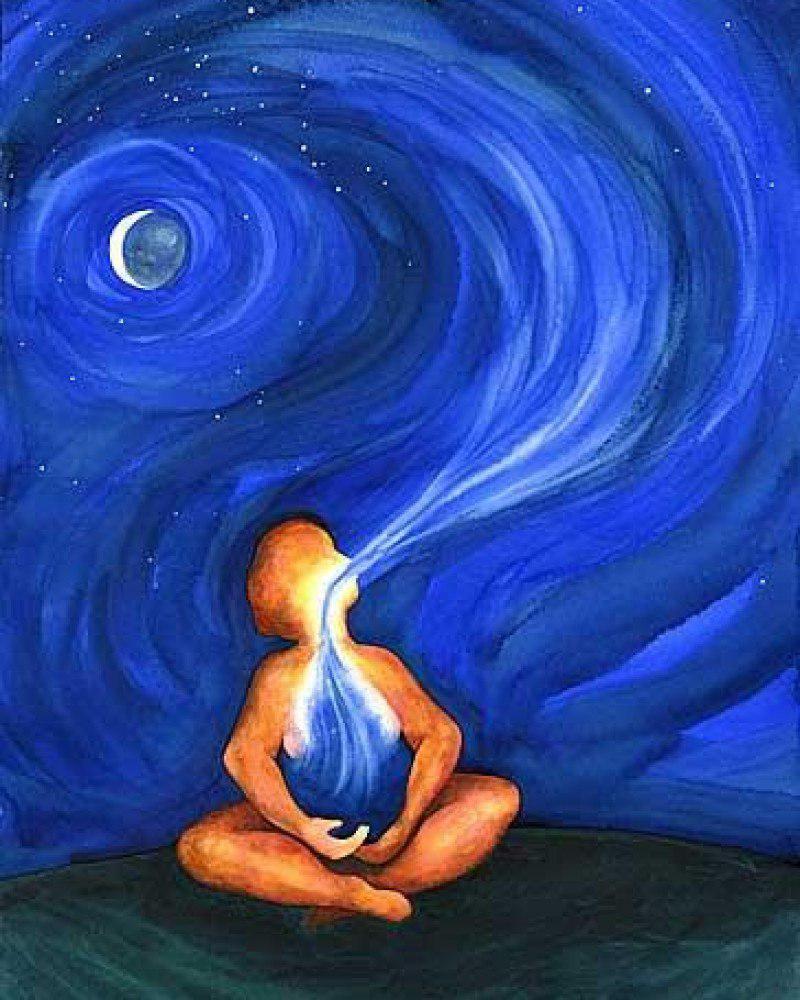 la nostra respirazione consapevole