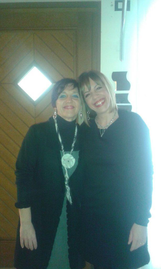 Michela nella Scuola di counseling olistico