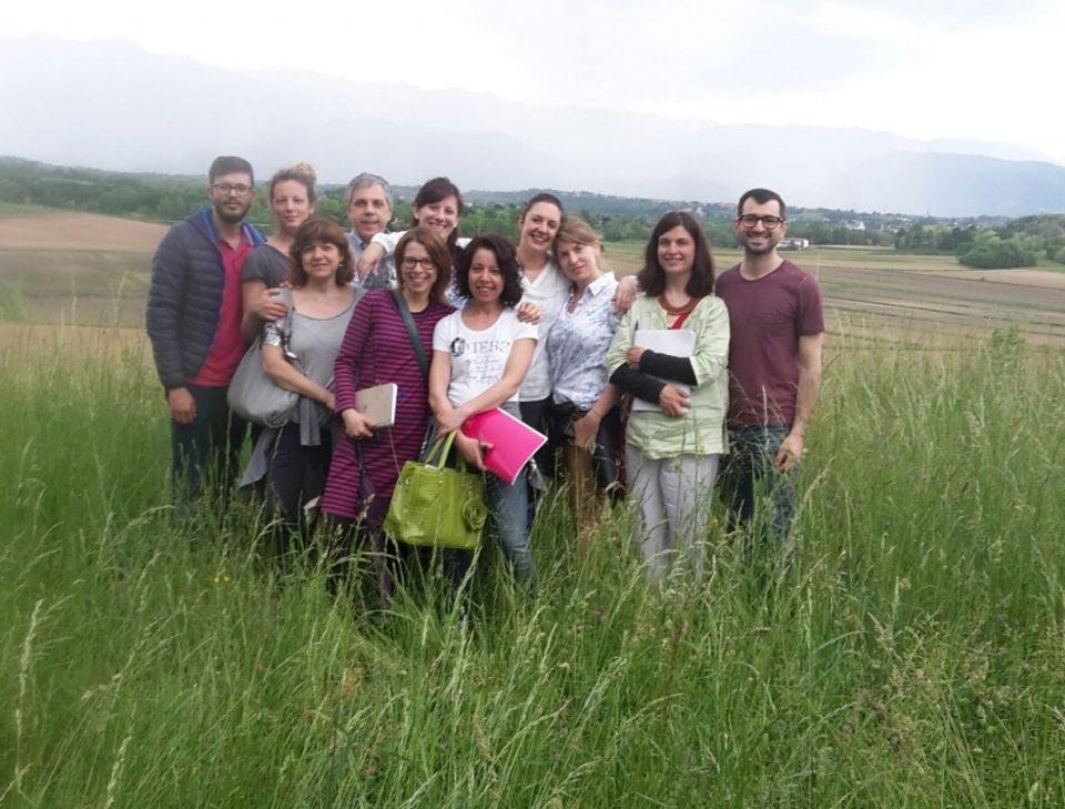 FIne del quarto anno della scuola di counseling a Udine