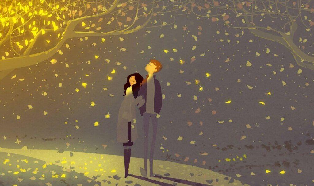 Una relazione amorosa