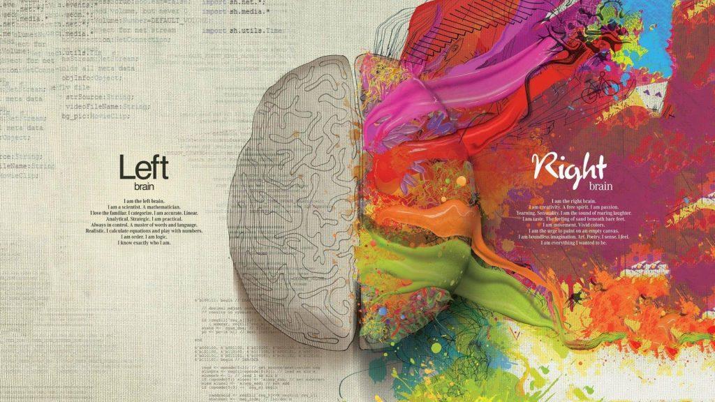 emisferi destro e sinistro