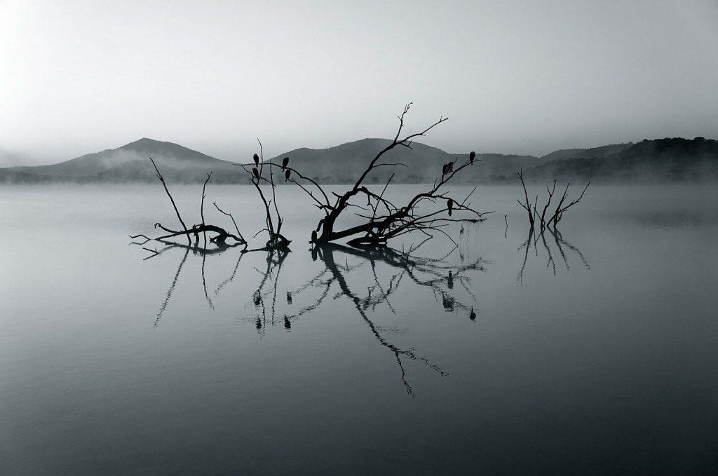 miti sulla depressione - lago