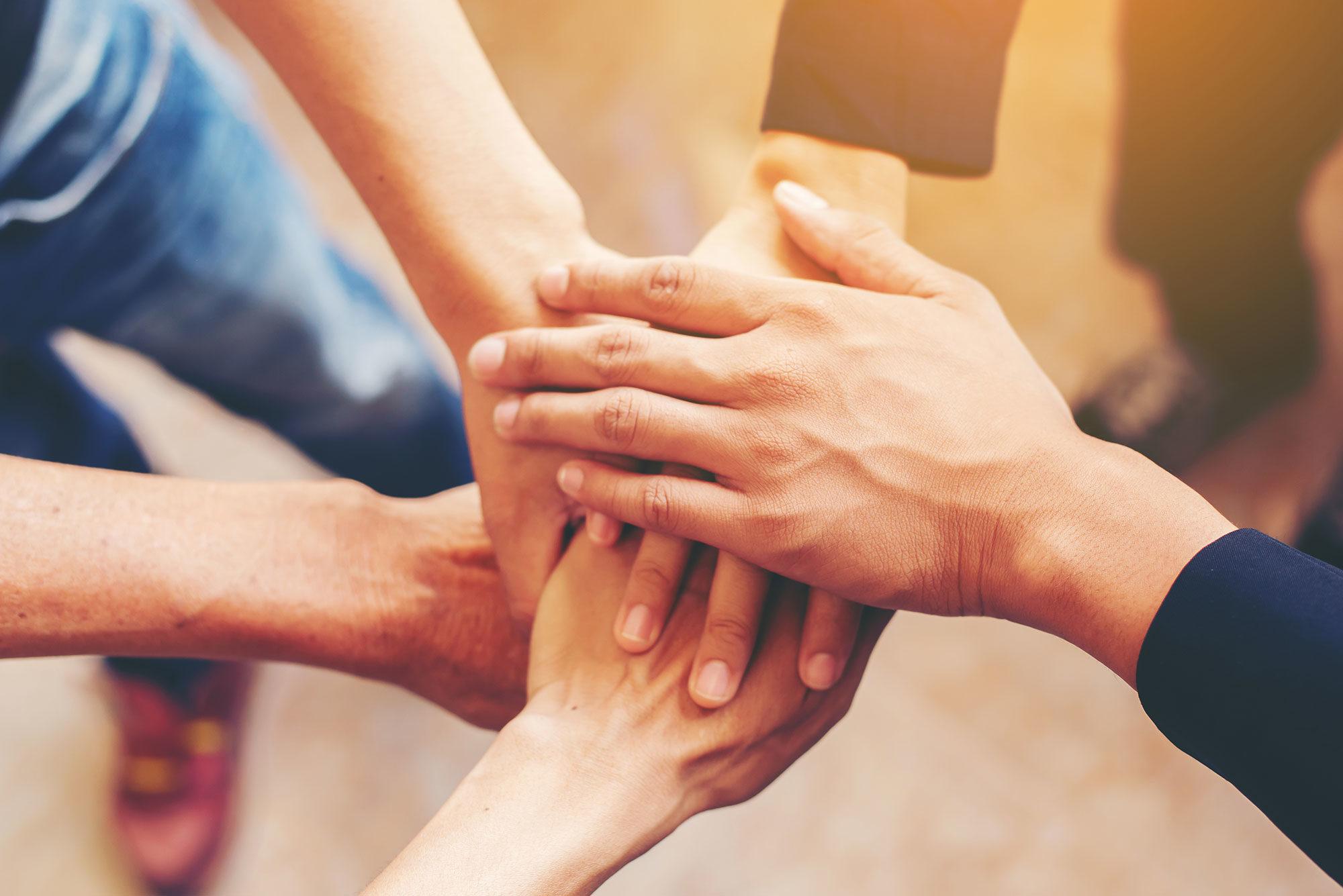 Il promotore della positività globale nella relazione d'aiuto