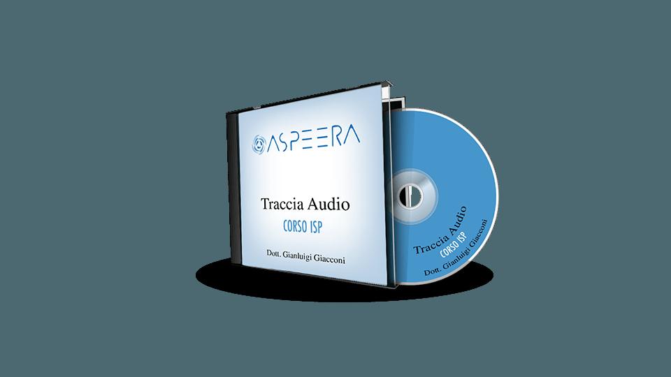 Traccia audio ISP – Prodotto riservato