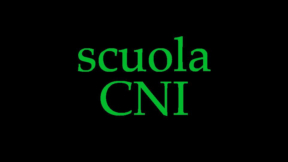 CONFERENZA: Presentazione Scuola CNI