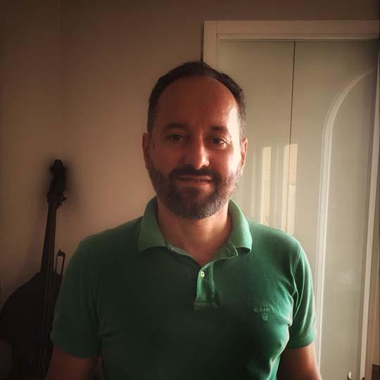 Luca Casale Musicoterapeuta